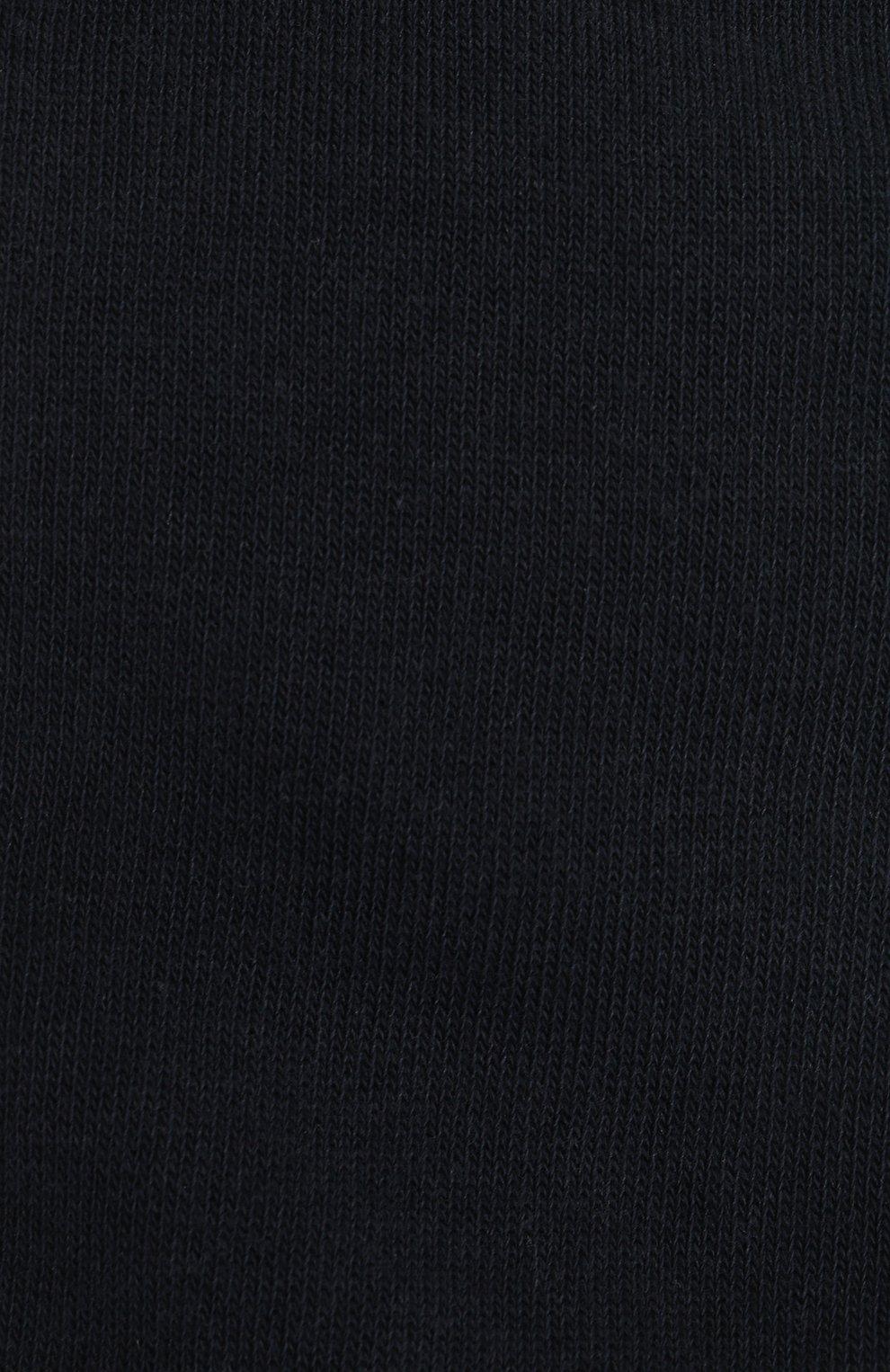 Детские гольфы FALKE темно-синего цвета, арт. 11645. | Фото 2