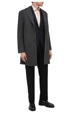 Мужские кожаные пенни-лоферы H`D`S`N BARACCO черного цвета, арт. 80403.L.1* | Фото 2