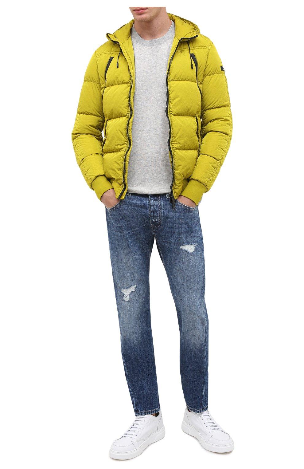 Мужские джинсы PREMIUM MOOD DENIM SUPERIOR синего цвета, арт. F21 352740215/BARRET | Фото 2