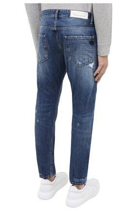 Мужские джинсы PREMIUM MOOD DENIM SUPERIOR синего цвета, арт. F21 352740215/BARRET | Фото 4