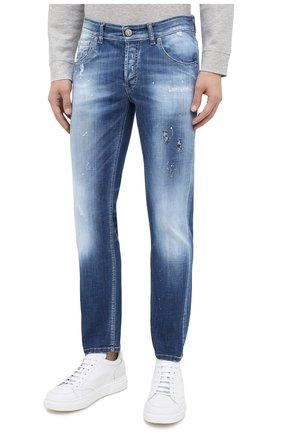 Мужские джинсы PREMIUM MOOD DENIM SUPERIOR синего цвета, арт. F21 310340025/PAUL   Фото 3