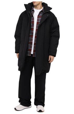 Мужская пуховая парка JUUN.J черного цвета, арт. JC0Y39P615 | Фото 2