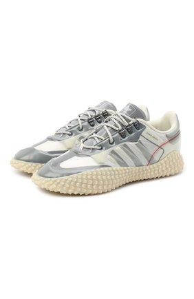 Мужские кроссовки polta akh i adidas x craig green ADIDAS ORIGINALS белого цвета, арт. FV6810 | Фото 1