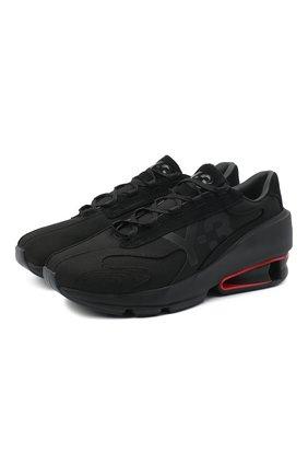 Мужские текстильные кроссовки sukui ii Y-3 черного цвета, арт. FX0793/M | Фото 1