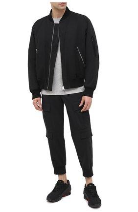 Мужские текстильные кроссовки sukui ii Y-3 черного цвета, арт. FX0793/M | Фото 2