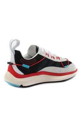 Мужские комбинированные кроссовки shiku run Y-3 разноцветного цвета, арт. FX1414/M | Фото 4