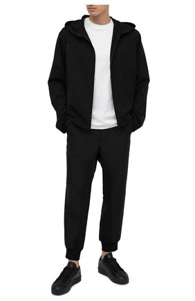 Мужская куртка Y-3 черного цвета, арт. GK4589/M | Фото 2