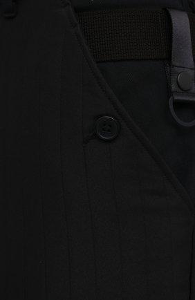 Мужские джоггеры Y-3 черного цвета, арт. GK4370/M | Фото 5
