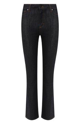 Женские джинсы KITON синего цвета, арт. DJ50101X04T60 | Фото 1