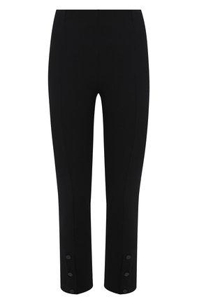 Женские брюки ST. JOHN черного цвета, арт. K800W11   Фото 1