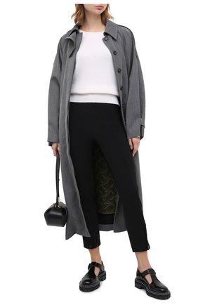 Женские брюки ST. JOHN черного цвета, арт. K800W11   Фото 2
