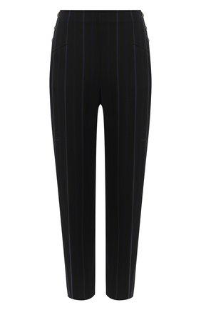 Женские брюки SEE BY CHLOÉ черного цвета, арт. CHS20APA05026 | Фото 1