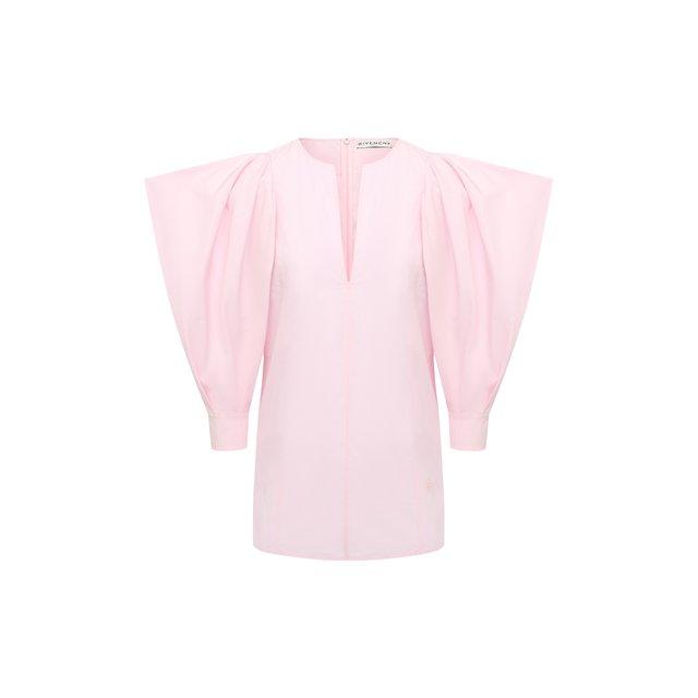 Хлопковая блузка Givenchy