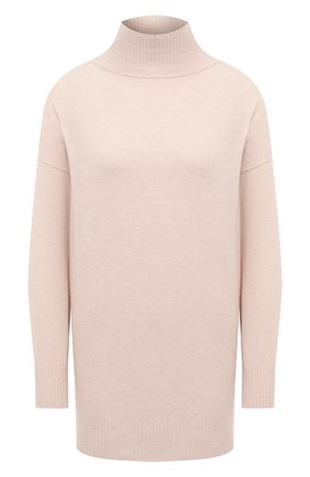 Женский пуловер PIETRO BRUNELLI светло-бежевого цвета, арт. MAG007/WS0003 | Фото 1