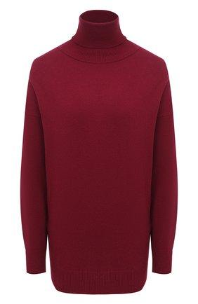 Женский пуловер PIETRO BRUNELLI бордового цвета, арт. MAG001/VISPER | Фото 1