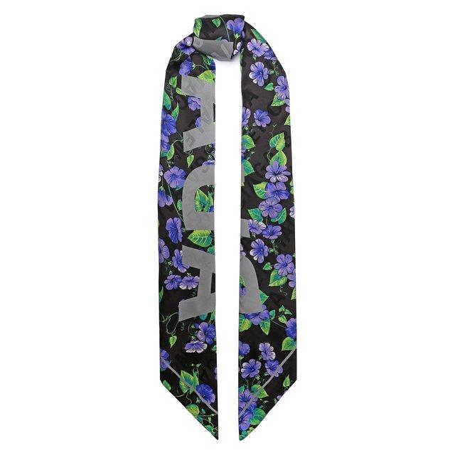 Шелковый шарф Balenciaga