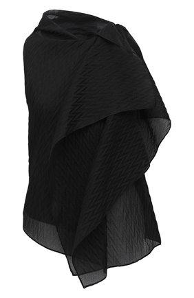Женский топ ROLAND MOURET черного цвета, арт. PW20/S0941/F0428   Фото 1