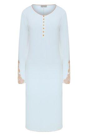 Женская сорочка GIANANTONIO PALADINI голубого цвета, арт. W05GC03/L | Фото 1