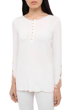 Женская пижама GIANANTONIO PALADINI белого цвета, арт. W05GP03 | Фото 2