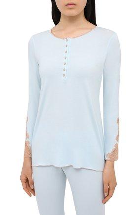 Женская пижама GIANANTONIO PALADINI голубого цвета, арт. W05GP03 | Фото 2