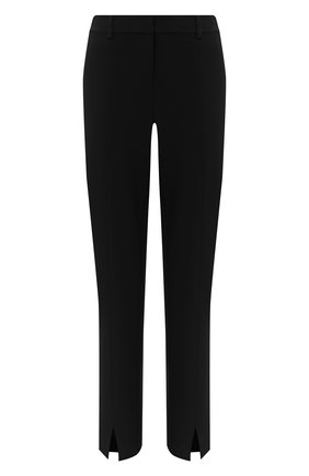 Женские брюки ST. JOHN черного цвета, арт. K886W10   Фото 1