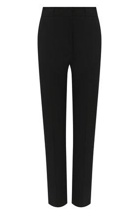 Женские брюки из вискозы и хлопка JOSEPH черного цвета, арт. JP000908   Фото 1
