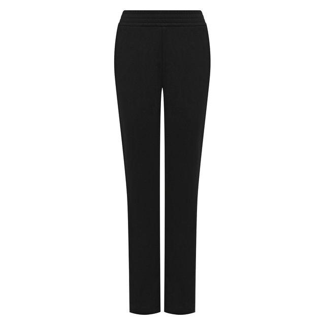 Хлопковые брюки Emporio Armani