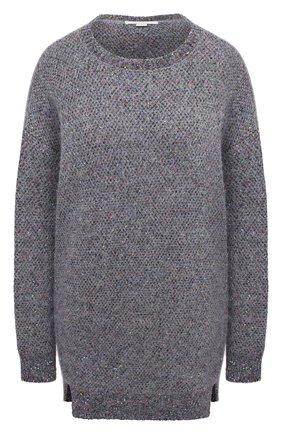 Женская свитер STELLA MCCARTNEY серебряного цвета, арт. 601744/S2197   Фото 1