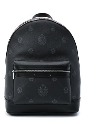 Мужской рюкзак BERLUTI черного цвета, арт. M207343 | Фото 1