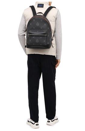 Мужской рюкзак BERLUTI черного цвета, арт. M207343 | Фото 2