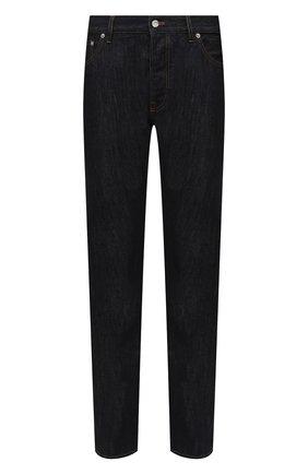 Мужские джинсы BERLUTI темно-синего цвета, арт. R18TDU38-004 | Фото 1