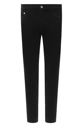 Мужские джинсы ICEBERG черного цвета, арт. 20I I1P0/2303/6002 | Фото 1