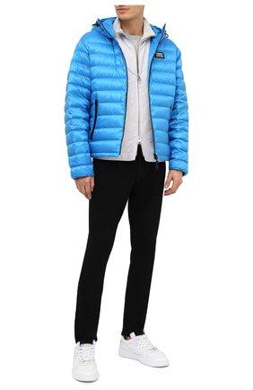 Мужские джинсы ICEBERG черного цвета, арт. 20I I1P0/2303/6002 | Фото 2