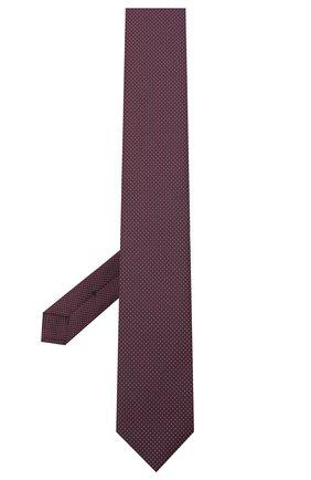 Мужской галстук BOSS красного цвета, арт. 50442737 | Фото 2
