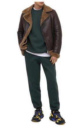 Мужская дубленка BARBED коричневого цвета, арт. A20-SHRJKT2 | Фото 2