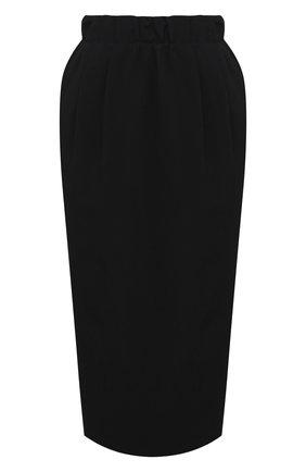Женская юбка N21 черного цвета, арт. 20I N2M0/C041/5336 | Фото 1