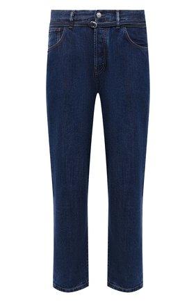 Мужские джинсы ACNE STUDIOS синего цвета, арт. C00019/M | Фото 1