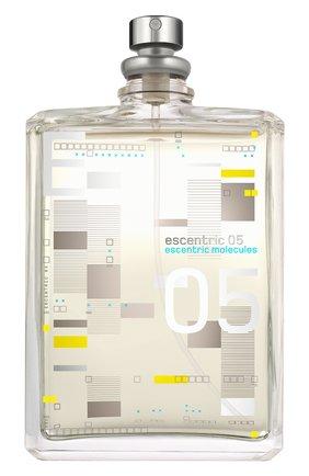 Туалетная вода escentric 05 ESCENTRICMOLECULES бесцветного цвета, арт. 5060103310593 | Фото 1 (Ограничения доставки: flammable)