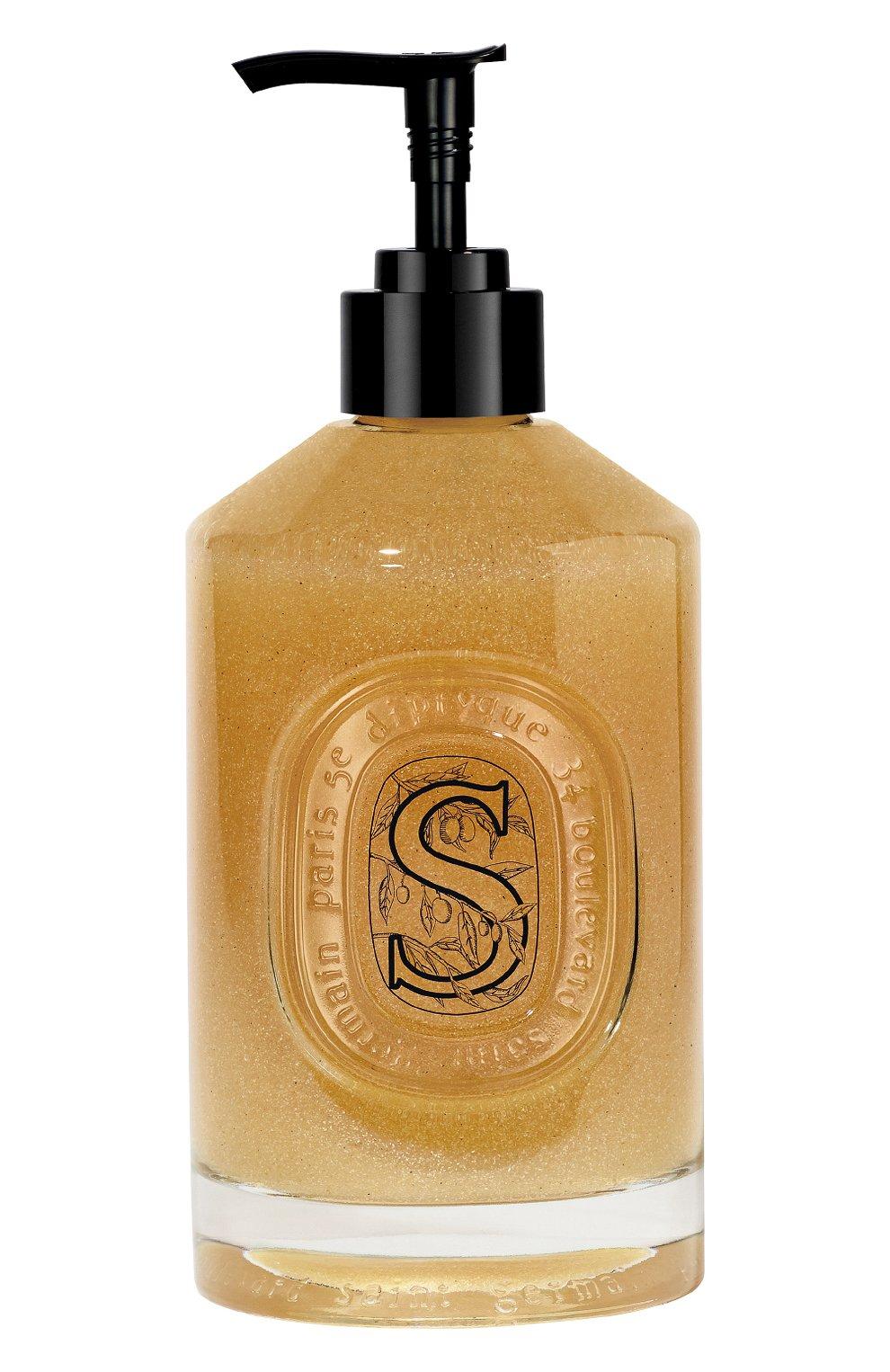 Жидкое мыло-скраб для рук DIPTYQUE бесцветного цвета, арт. 3700431420848 | Фото 1
