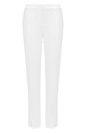 Женские брюки ST. JOHN белого цвета, арт. K84KW00 | Фото 1