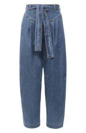 Женские джинсы SEE BY CHLOÉ синего цвета, арт. CHS20ADP03150 | Фото 1