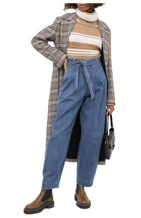 Женские джинсы SEE BY CHLOÉ синего цвета, арт. CHS20ADP03150 | Фото 2