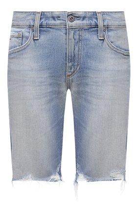 Женские джинсовые шорты AG голубого цвета, арт. JRN1604DS/23YSVG | Фото 1