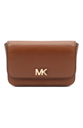 Женская поясная сумка mott MICHAEL MICHAEL KORS коричневого цвета, арт. 30S8G0XN1L   Фото 1