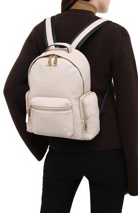 Женский рюкзак nicks MICHAEL MICHAEL KORS бежевого цвета, арт. 30S0G1NB1L | Фото 2