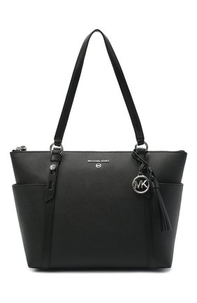Женский сумка-шопер nomad MICHAEL MICHAEL KORS черного цвета, арт. 30T0SNXT2L | Фото 1