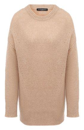 Женский свитер PIETRO BRUNELLI розового цвета, арт. MAG005/WM0001 | Фото 1