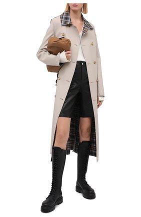 Женский кашемировый свитер JOSEPH белого цвета, арт. JF004374   Фото 2