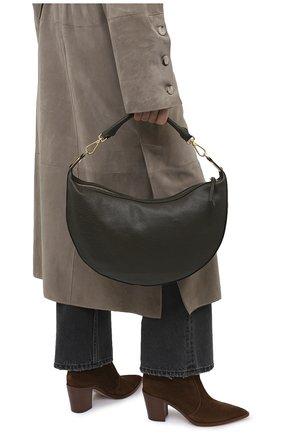 Женская сумка anais COCCINELLE зеленого цвета, арт. E1 GH0 13 02 01 | Фото 2