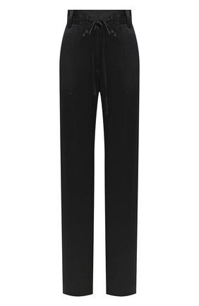 Женские брюки TOM FORD черного цвета, арт. PAW327-FAX727 | Фото 1